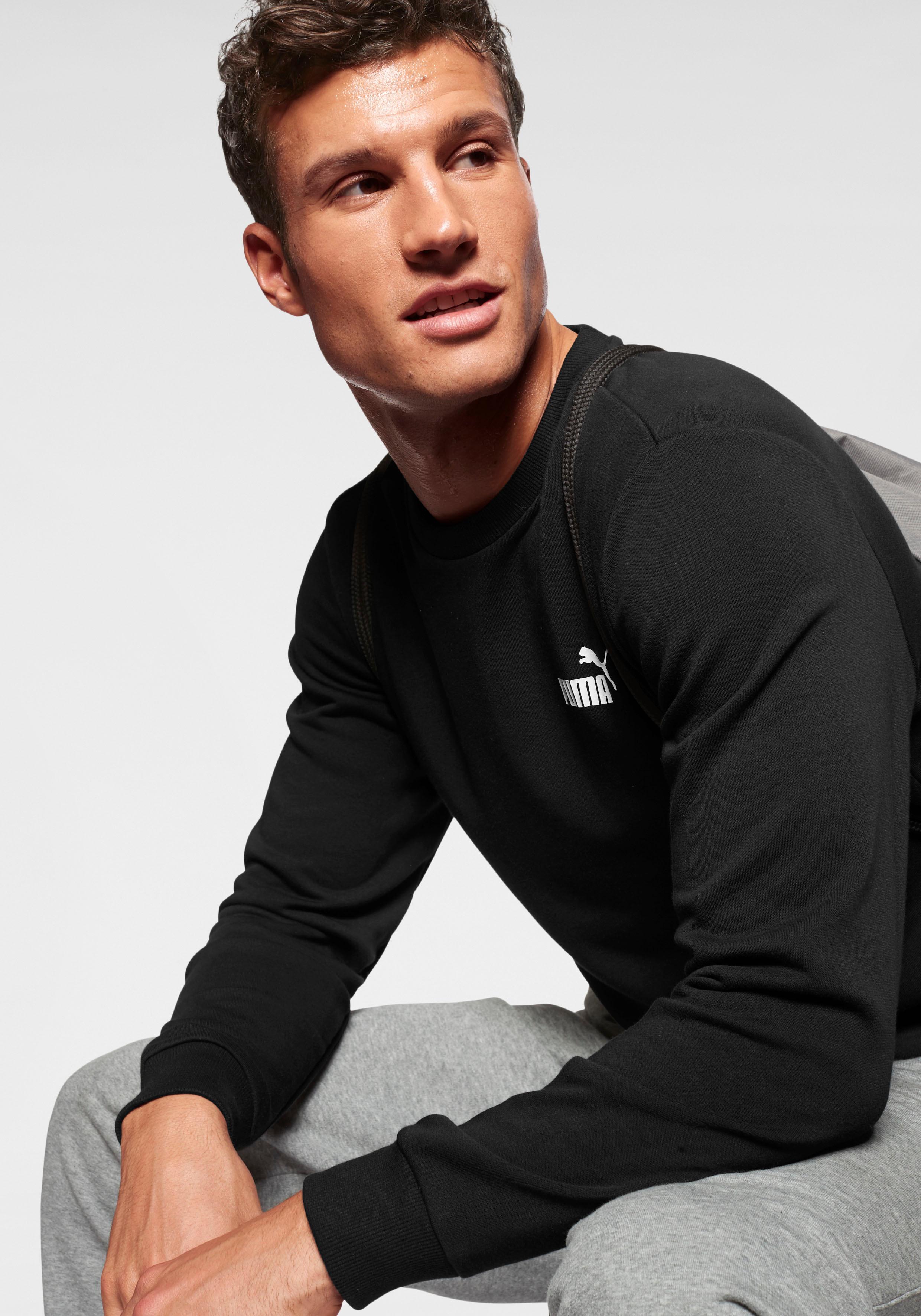 PUMA Sweatshirt ESS LOGO CREW SWEAT TR | Bekleidung > Sweatshirts & -jacken > Sweatshirts | Puma