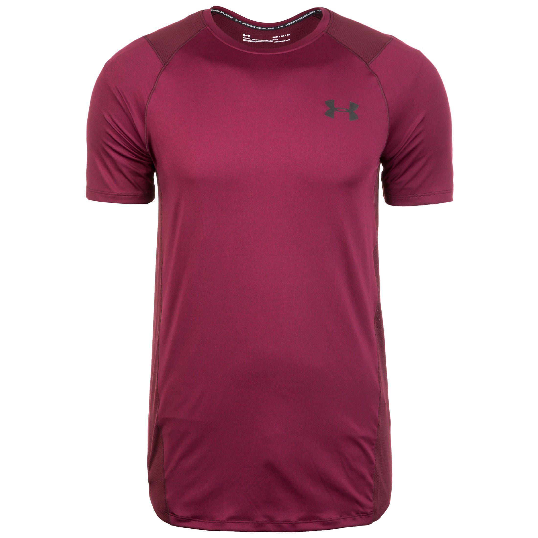Under Armour Trainingsshirt Mk-1 | Sportbekleidung > Sportshirts > Funktionsshirts | Rot | Under Armour