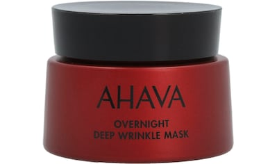 AHAVA Gesichtsmaske »Apple Of Sodom Overnight Deep Wrinkle Mask« kaufen