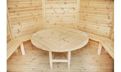 WOLFF FINNHAUS Sitzbank »Ibiza 42 - A«, BxTxH: 140x40x50 cm kaufen