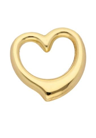 Adelia´s Kettenanhänger »585 Gold Anhänger Swingheart« kaufen