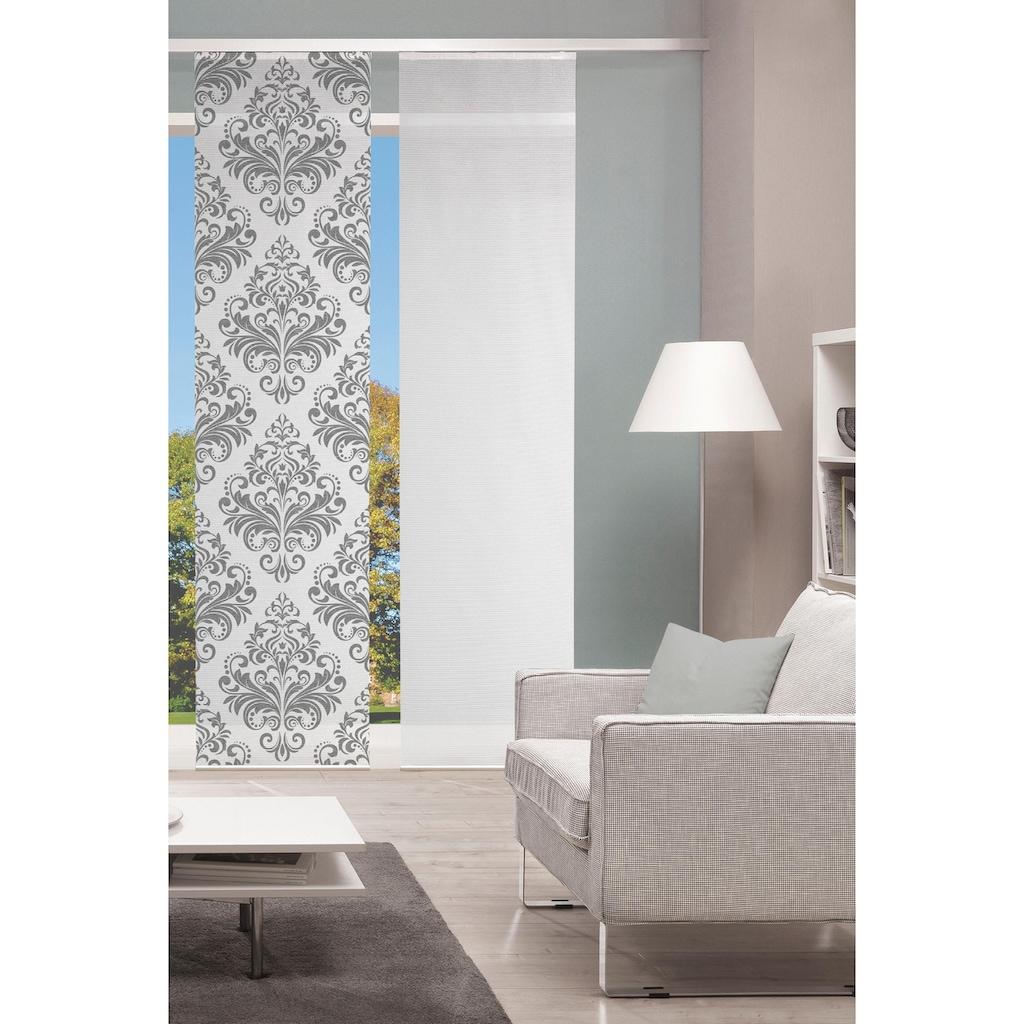 Vision S Schiebegardine »ORNAMA«, HxB: 260x60, Schiebevorhang Bambus-Optik Digitaldruck