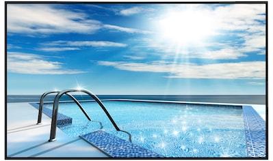 Papermoon Infrarotwandheizung »Schwimmbad«, sehr angenehme Strahlungswärme kaufen