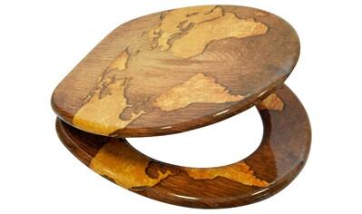 SANILO WC - Sitz »World Map« kaufen