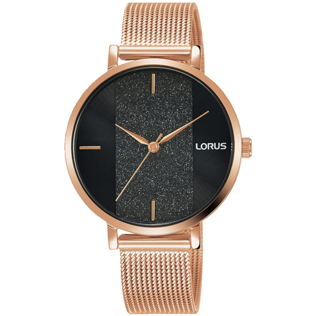 LORUS Quarzuhr »Lorus Fashion, RG210SX9«