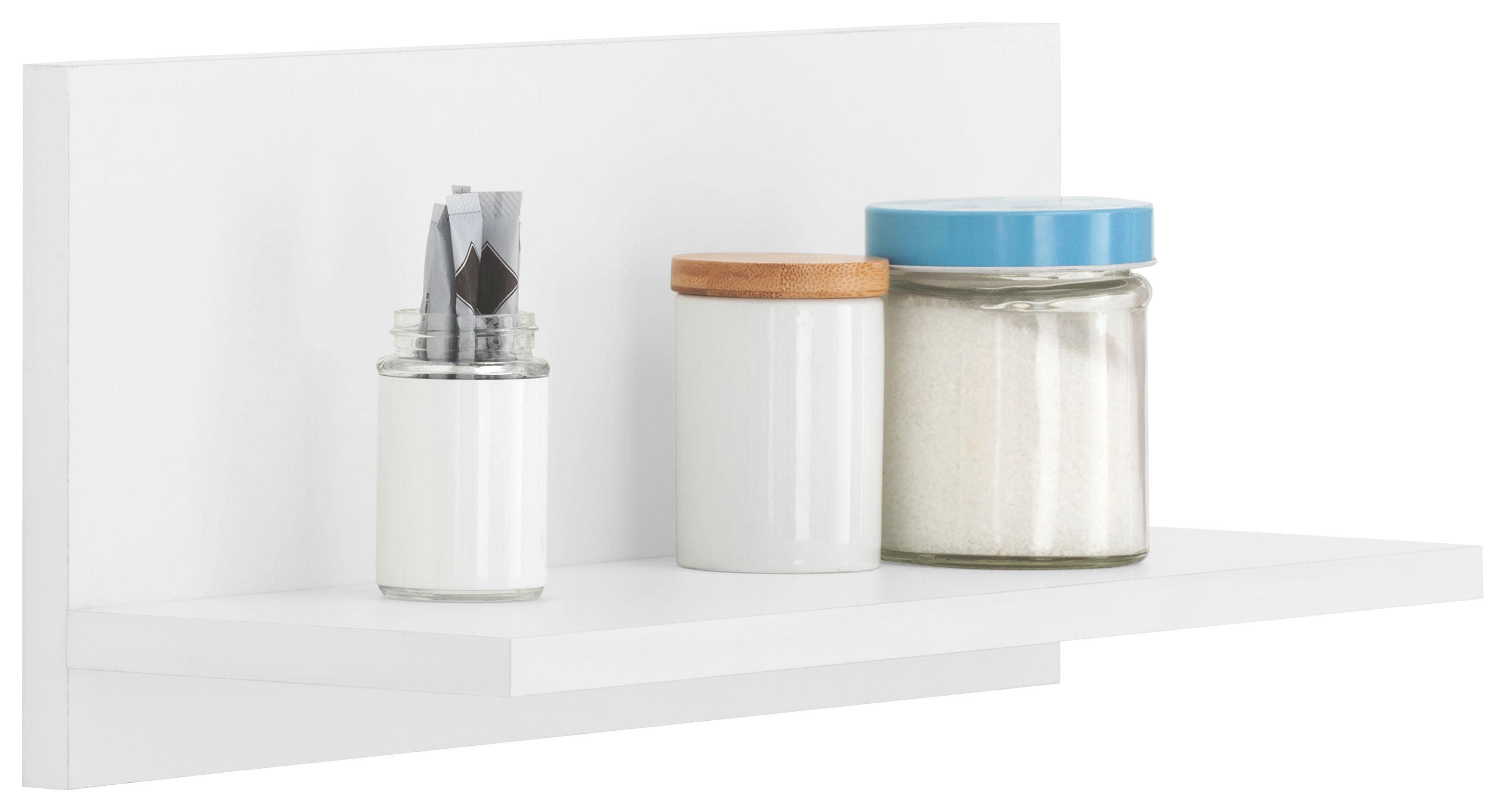 WIHO-Küchen Wandregal »Flexi2«, Breite 50 cm   Küche und Esszimmer > Küchenregale > Küchen-Standregale   Weiß   Melamin   WIHO KÜCHEN