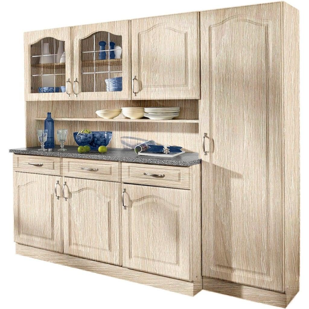 wiho Küchen Seitenschrank »Linz«, 50 cm breit