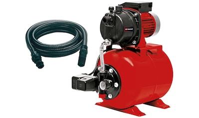 EINHELL Hauswasserwerk »GC - WW 6538 Set«, 3.800 l/h max. Fördermenge kaufen
