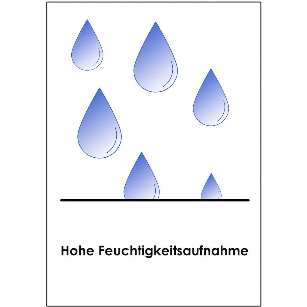 Biberna Matratzenauflage »Molton-Matratzenauflage«
