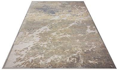 ELLE Decor Teppich »Arroux«, rechteckig, 8 mm Höhe, Hoch-Tief-Struktur, Wohnzimmer kaufen