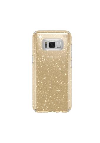 Speck HardCase »Presidio Samsung Galaxy S8 Clear with Gold Glitter« kaufen