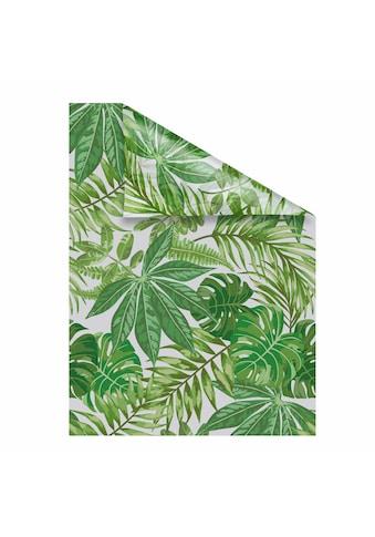 Fensterfolie, »Blätter«, LICHTBLICK, blickdicht, strukturiert kaufen