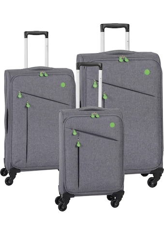 CHECK.IN® Trolleyset »Lissabon«, (Set, 3 tlg.) kaufen