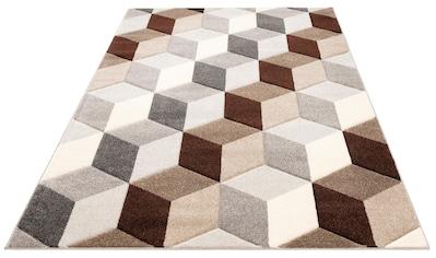 Teppich, »Alba«, my home, rechteckig, Höhe 14 mm, maschinell gewebt kaufen
