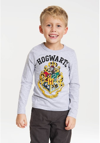 LOGOSHIRT Print-Shirt »Hogwarts«, mit detailliertem Print kaufen