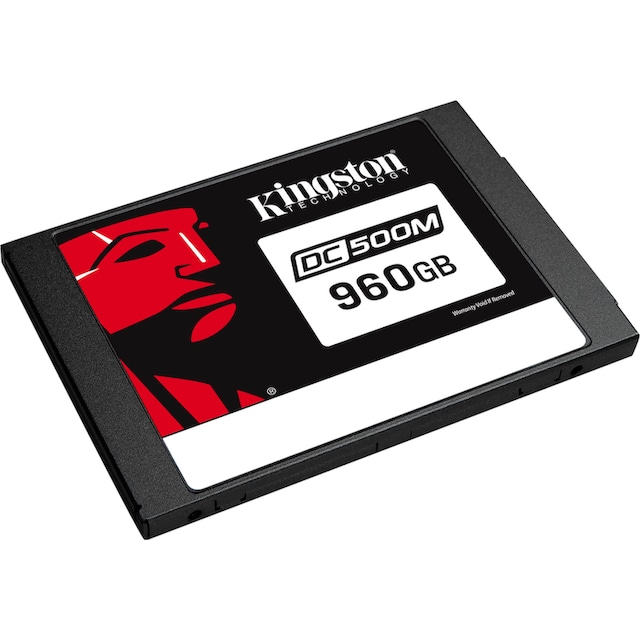 Kingston »Data Center DC500M Enterprise« SSD 2,5 ''
