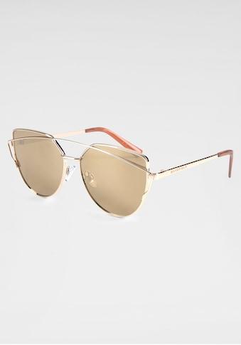 BASEFIELD Sonnenbrille, mit verspiegelten Gläsern kaufen