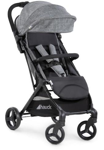 Hauck Kinder-Buggy »Sunny, grey/black« kaufen
