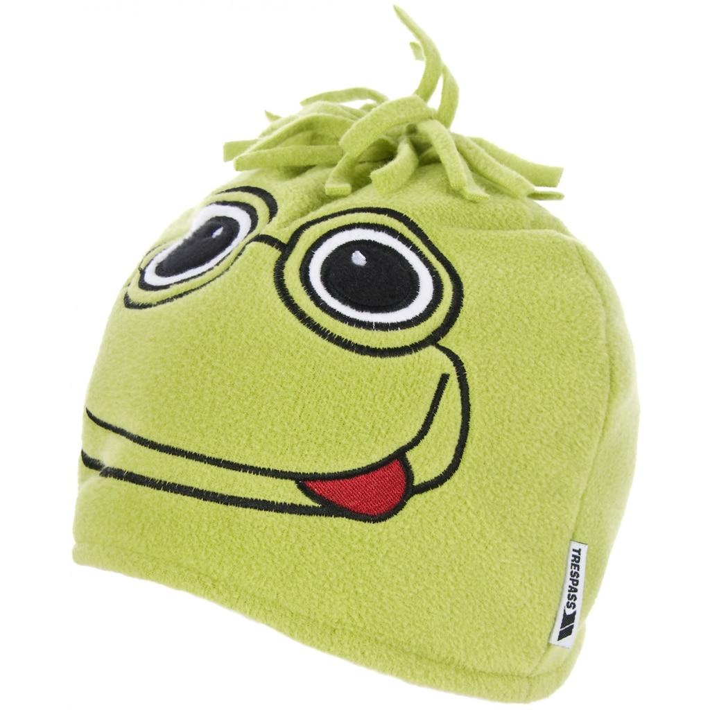Trespass Beanie »Kinder Mütze Toadey Frog«
