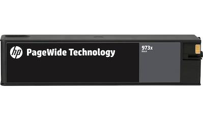 HP Tintenpatrone »hp 973X Original Schwarz«, (1 St.) kaufen