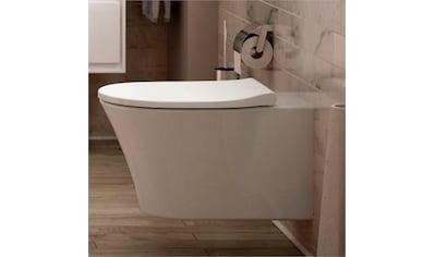 Ideal Standard Tiefspül - WC »Connect Air«, spülrandlos kaufen