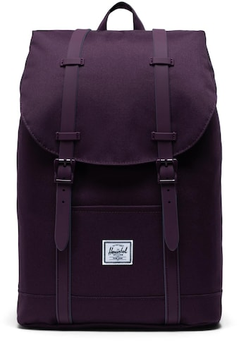 Herschel Laptoprucksack »Retreat, Blackberry Wine« kaufen