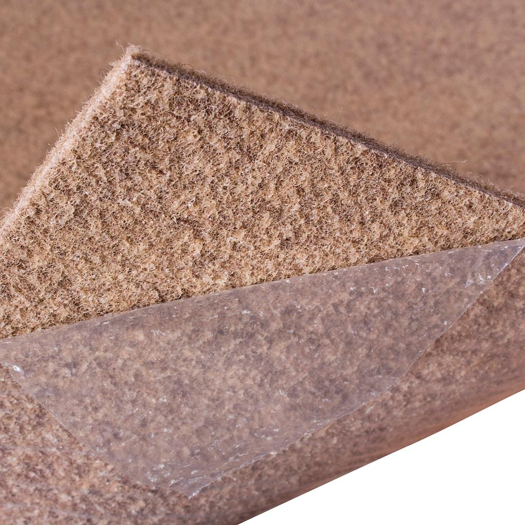 Andiamo Teppichfliese »Skandi Nadelfilz«, rechteckig, 4 mm Höhe, 50 Stück (8 m²), selbstklebend, für Stuhlrollen geeignet