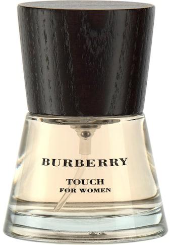 BURBERRY Eau de Parfum »Touch for Women« kaufen