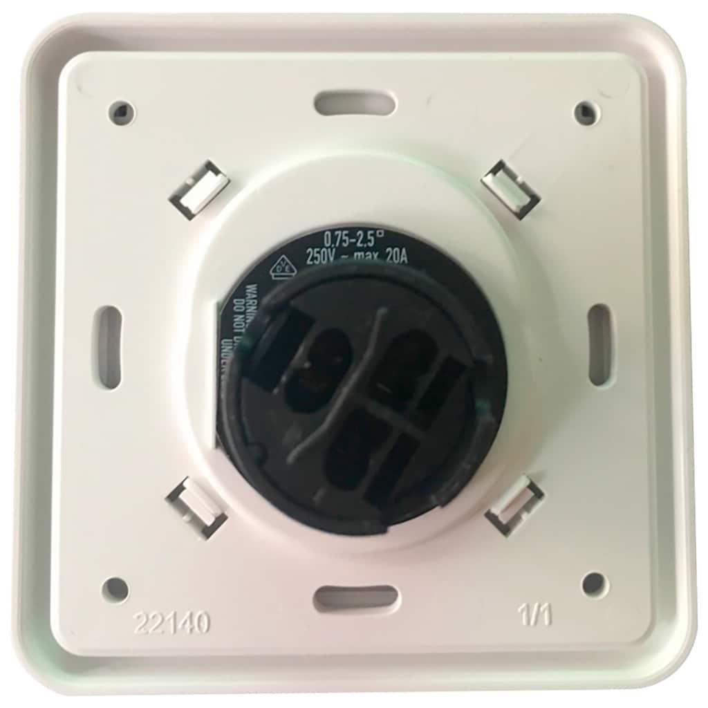 Sunset Unterputz-Steckdose »Unterputz-Einspeise-Steckdose«, Zubehör für SUNpay®300-Solaranlage