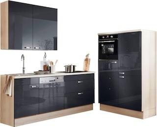 Küchenzeile Ohne Kühlschrankumbau Kühlschrank Kuechenmoebel