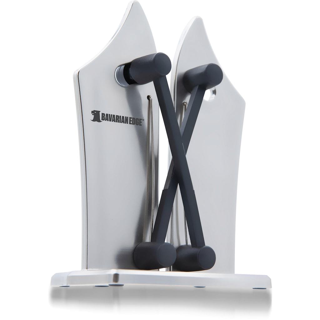 MediaShop Messerschärfer »Bavarian Edge«, X-Cross-Technologie