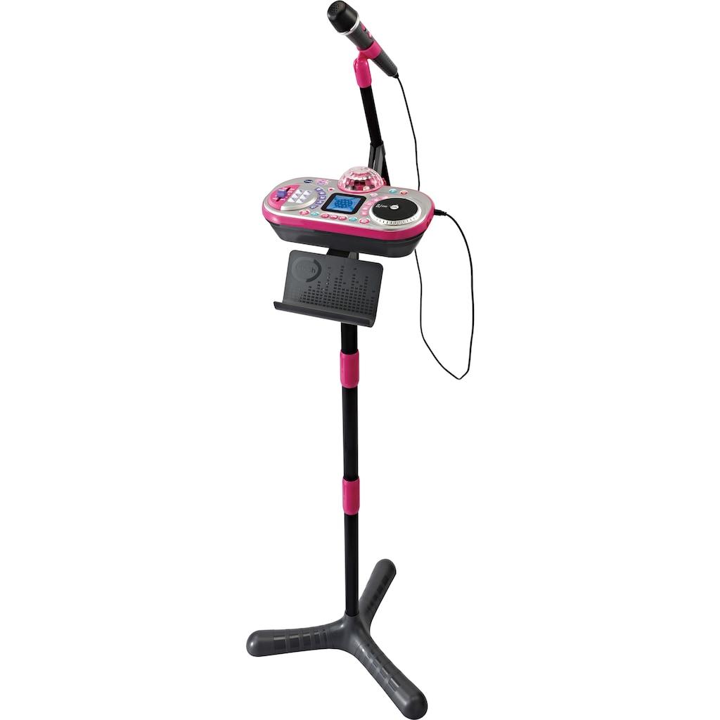 Vtech® Mikrofon »Kidi Super Star DJ Studio, pink«