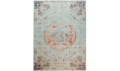 Home affaire Teppich »Artigova«, rechteckig, 11 mm Höhe, In- und Outdoor geeignet,... kaufen
