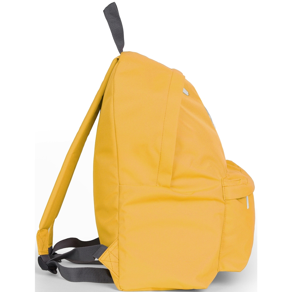 United Colors of Benetton Freizeitrucksack »Journey, yellow«