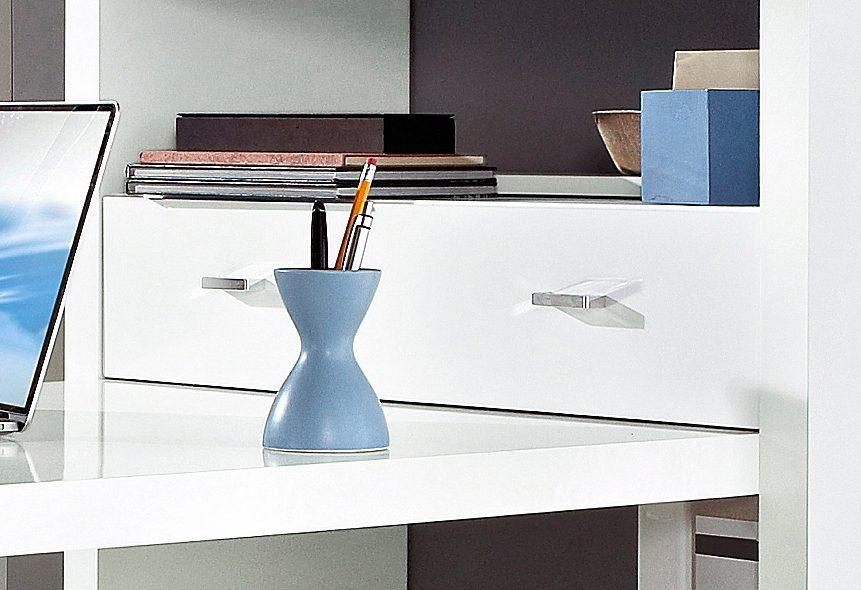 HMW Schubkasten für Regal-Schreibtisch Halle Preisvergleich