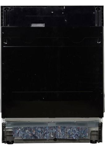 Sharp vollintegrierbarer Geschirrspüler, QW-NI54I44DX-DE, 9 Maßgedecke kaufen