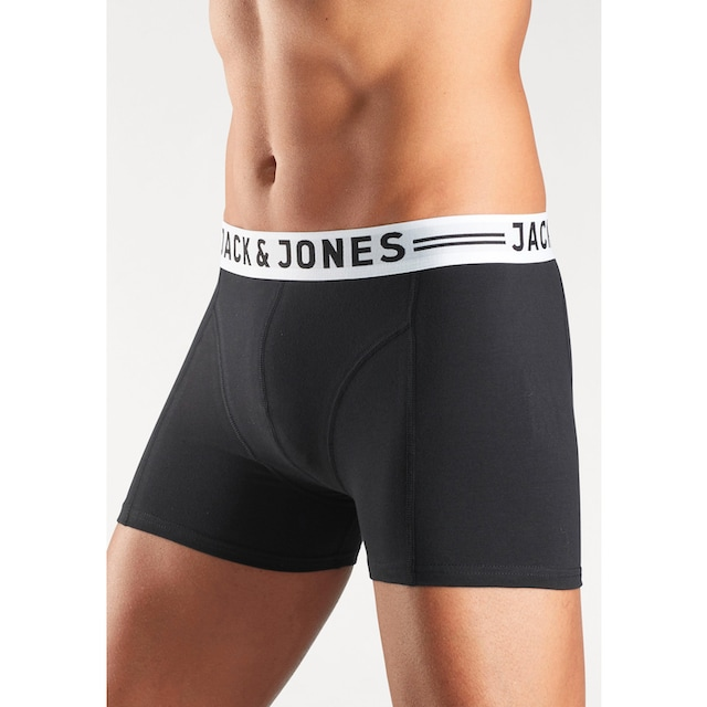 Jack & Jones Boxer »Sense Trunks« (3 Stück)