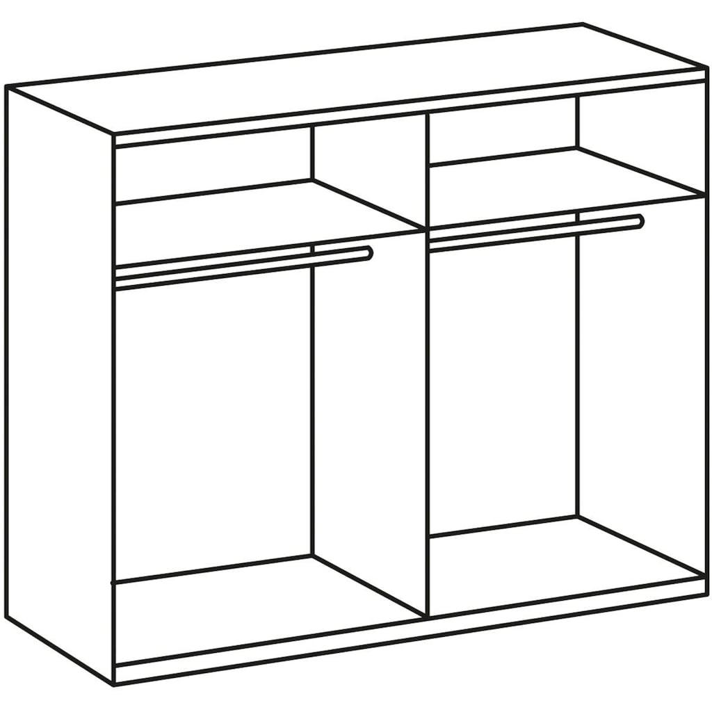 Wimex Schwebetürenschrank »Sylt«, mit Spiegel