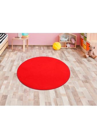 Kinderteppich, »SITZKREIS«, Primaflor - Ideen in Textil, rund, Höhe 5 mm, maschinell getuftet kaufen