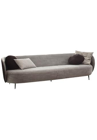 W.SCHILLIG 2-Sitzer »grace«, mit Absetzung im Rücken, Breite 248 cm kaufen