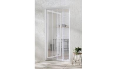 HECHT Insektenschutz - Vorhang »COMFORT«, weiß, BxH: 100x220 cm kaufen