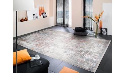 machalke® Teppich »vintage«, rechteckig, 8 mm Höhe, Design Teppich, Wohnzimmer kaufen