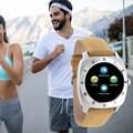 X-Watch Multifunktionale Smartwatch in klassischem Design