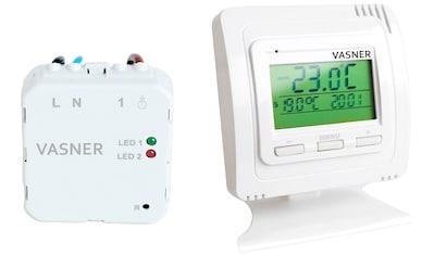 Vasner Raumthermostat »VFTB-US«, für Infrarotheizung, Sender + Unterputz Empfänger kaufen