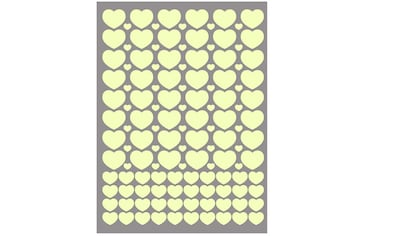 Wall-Art Wandtattoo »Leuchtsticker Herz Nachtlicht« kaufen