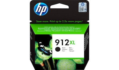 HP »hp 912 Original Schwarz« Tintenpatrone (1 - tlg.) kaufen