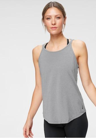 Nike Yogatop »Nike Yoga Strappy Rib Tank Women's« kaufen
