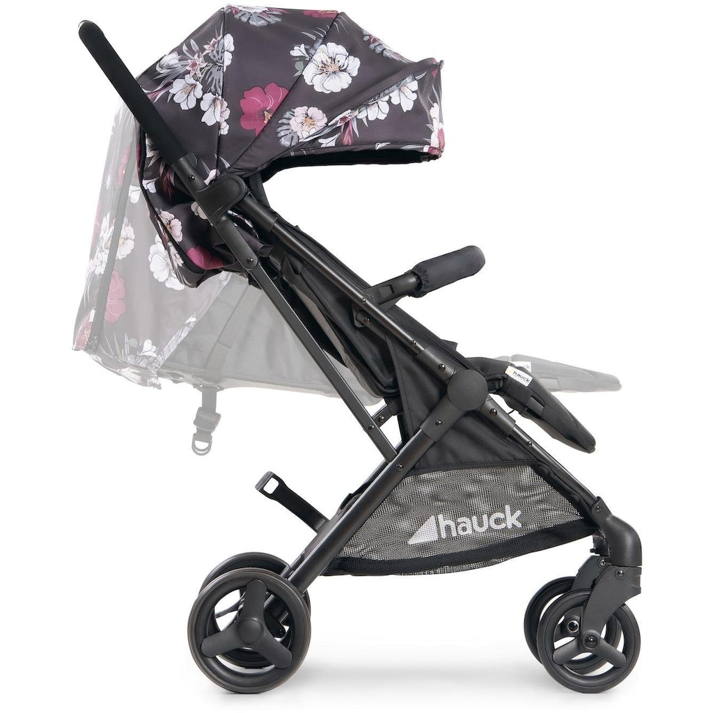 Hauck Kinder-Buggy »Sunny, wild blooms black«, Kinderwagen, Buggy, Sportwagen, Sportbuggy, Kinderbuggy, Sport-Kinderwagen