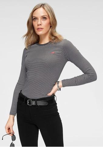 Levi's® Langarmshirt »Baby Tee« kaufen