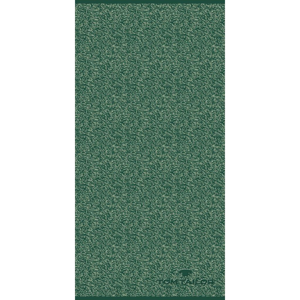 TOM TAILOR Handtücher »Samira«, (2 St.), in trendiger Melange-Uni Optik